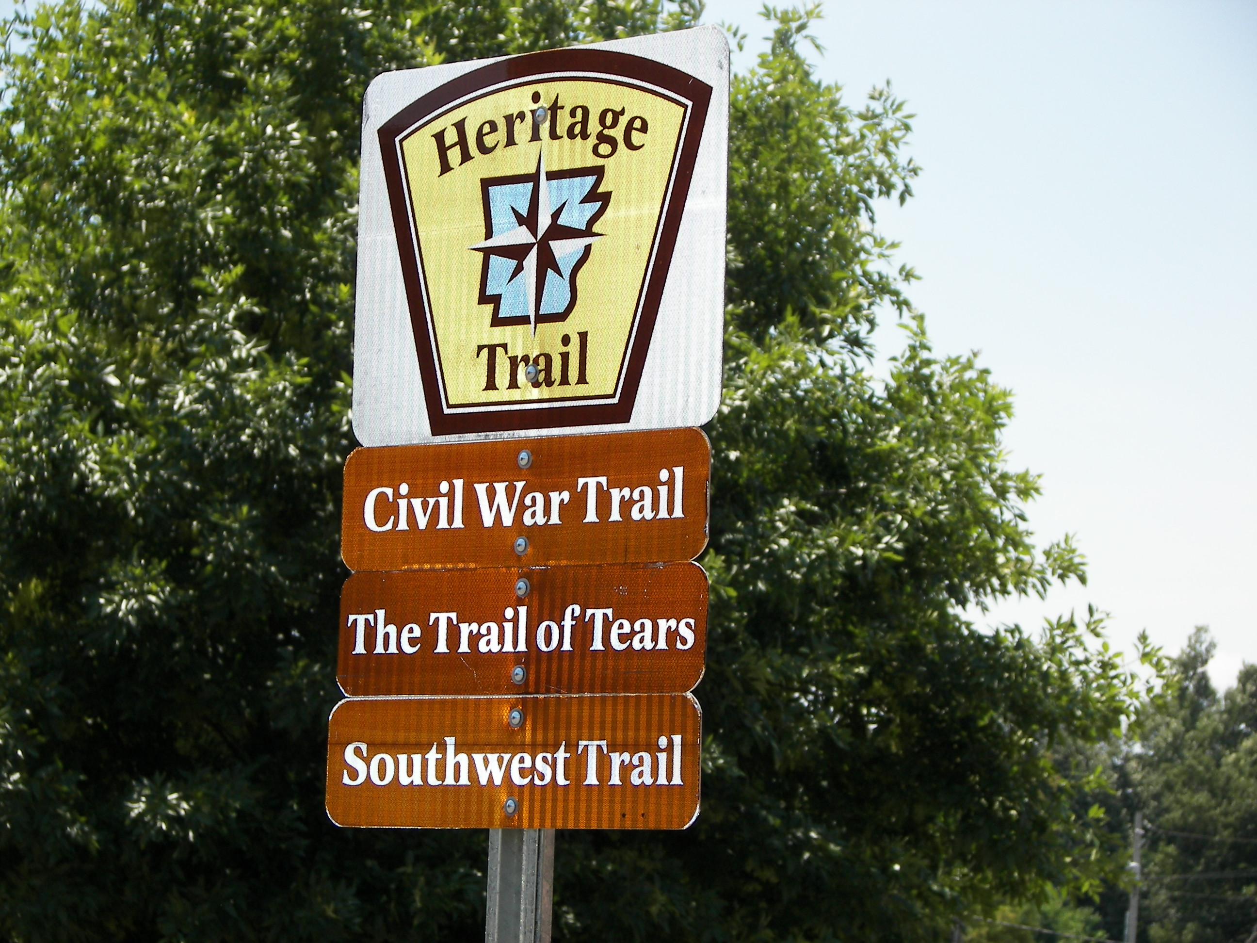 Arkansas Heritage Trail