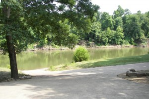Black River at Davidsonville Historic State park