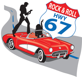 Rock Roll Logo