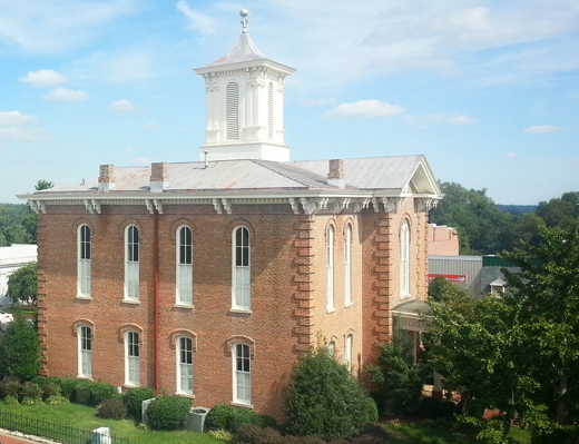 Historic Randolph County Courthouse
